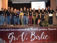 """Trupa """"Ghioceii"""" din Republica Moldova a câştigat marele premiu"""