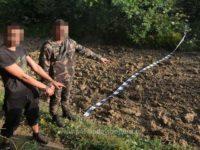 Poliţist de frontieră lovit de un contrabandist ucrainean