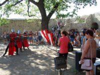 Aproape 23.000 de spectatori la Festivalul Medieval de la Suceava