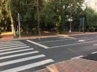 Lucrările la strada Scurtă din Suceava au fost încheiate