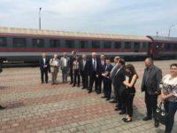 Autorităţile române şi ucrainene au stabilit detaliile parcursului trenului pe ruta Cernăuţi-Suceava