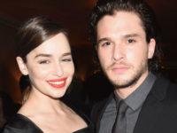Îi putem vedea din nou împreună pe Kit Harington şi Emilia Clarke, deşi sezonul 7 al Game of Thrones s-a încheiat