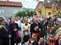 """""""Sărbătoarea roadelor"""" de la Soloneţu Nou a încheiat cea de-a XIX-a ediţie a """"Zilelor Culturii Polone"""""""