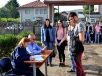 487 de tineri s-au înscris la concursul de admitere la Şcoala Militară de Subofiţeri de Jandarmi Fălticeni