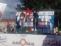 Dorin Andrei Rusu a câştigat cursa de 10 kilometri la Alba Iulia City Race