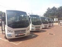 Elevii vor benefica gratis de transport local şi transport cu trenul