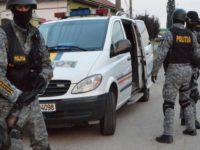 Intervenţie a SAS, jandarmilor şi poliţiştilor, pentru că două femei s-au luat la ceartă