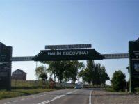 CJ Suceava va monta o poartă la intrarea în judeţ pe DN 17