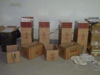 8 focuri de armă trase pe urmele a doi traficanţi de ţigări