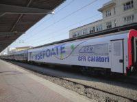 Petiţie on-line pentru modernizarea transportului feroviar