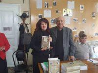 """Nicolae Cârlan cu """"Ion Luca"""" la Biblioteca Municipală """"G. T. Kirileanu"""" din Vatra Dornei"""