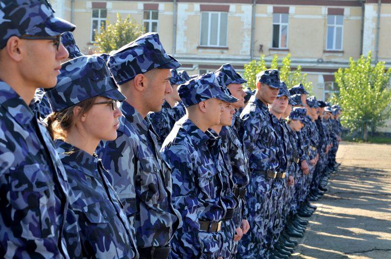 """S-a încheiat concursul de admitere la Şcoala de Subofiţeri de Jandarmi """"Petru Rareş"""" Fălticeni, sesiunea ianuarie 2018"""