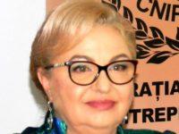 Liliana Agheorghicesei pleacă de la conducerea Federaţiei Patronale a IMM