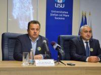 Ministrul Educaţiei Naţionale, Liviu Pop, a vizitat Universitatea
