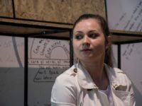 """Prozatoarea suceveană Ozana Ciobanu, invitata Clubului de lectură """"Institutul Blecher"""" din Bucureşti"""