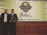 Suceveanul Dorin Andrei Rusu, desemnat cel mai bun atlet junior al anului 2017