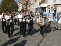 Timp de două zile, în Fălticeni au răsunat fanfarele