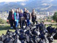 """Peste 12.000 de voluntari sunt aşteptaţi să participe la campania """"Let's Do It, Suceava !"""""""