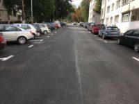 În cartierul George Enescu s-au finalizat lucrări de reabilitare şi modernizare a străzilor şi parcărilor de reşedinţă