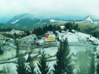 Circulaţie în condiţii de iarnă în zona de munte a judeţului Suceava