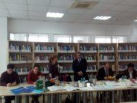 """""""Omul şi cartea"""", o întâlnire de suflet, la USV, cu prof. Costică Brânduş"""