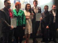 """Grupul """"Rădăuţiul civic"""" a primit două premii"""
