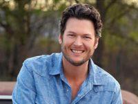"""Blake Shelton este """"Cel mai sexy bărbat în viaţă"""", potrivit revistei People"""