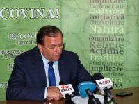 Gheorghe Flutur va susţine la Liov proiectul drumului care să lege Polonia de România, prin Cernăuţi, Siret, Suceava