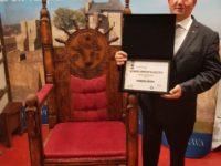 """""""Acest premiu este al Bucovinei întregi. Vă aşteptăm în Suceava, în Bucovina !"""""""