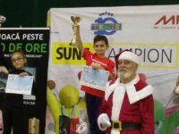 Noul campion al României la Tenis 10 M.P.G. este fălticeneanul David Arcip