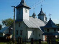 """Biserica cu hramul """"Sfântul Gheorghe"""" din Boteştii Horodnicenilor, 2012"""