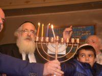 Comunitatea evreilor din Suceava va celebra Sărbătoarea Luminii