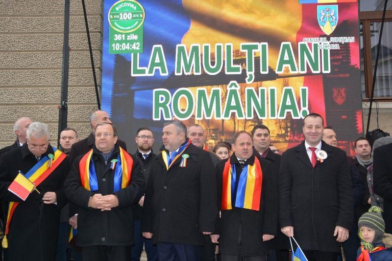 Azi, mai mult ca oricând, noi, românii, trebuie să luptăm pentru unitate