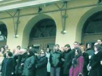 Magistraţi suceveni, judecători şi procurori, au protestat în tăcere