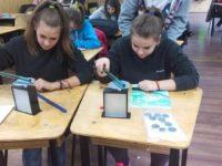 Experiment efectuat de elevii Liceului Ion Luca