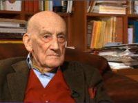 S-a stins din viaţă istoricul Neagu Djuvara