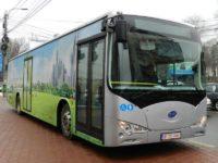 15 autobuze electrice licitate de Ministerul Dezvoltării Regionale vor ajunge în Suceava