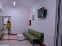 Spaţiul ambulatoriului de specialitate al Secţiei de Boli Infecţioase va fi reabilitat