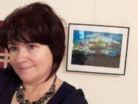 """Picturile semnate Carmen Laura Ohmt, într-o primă """"personală"""""""