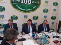 Gheorghe Flutur i-a mulţumit Oanei Pintilei pentru activitatea în CJ