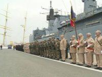 Campanie de promovare a profesiei militare şi a sistemului de învăţământ al Forţelor Navale Române