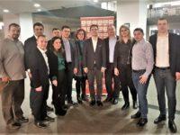 PES activists România se pregăteşte de alegerile europarlamentare