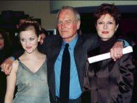 Susan Sarandon dezvăluie că Paul Newman a renunţat la o parte din banii săi în favoarea ei în urmă cu 20 de ani