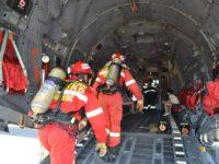 Cod roşu de intervenţie pe Aeroportul Suceava