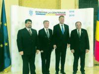 "Dezbaterea ""România la Centenar"""