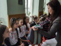 Ministrul pentru românii de pretutindeni, în nordul Bucovinei
