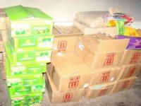 Prins în Vama Siret cu peste 300 kg de tutun de contrabandă