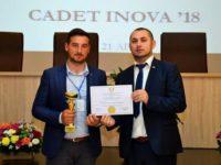 Invenţii ale studenţilor doctoranzi de la USV, premiate la Cadet Inova din Sibiu