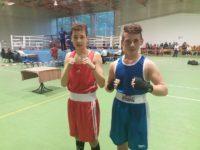 Două medalii pentru pugiliştii de la CSM Suceava