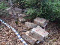 Poliţiştii de frontieră suceveni au confiscat ţigări care pe piaţa neagră ajung la 5,7 milioane de lei
